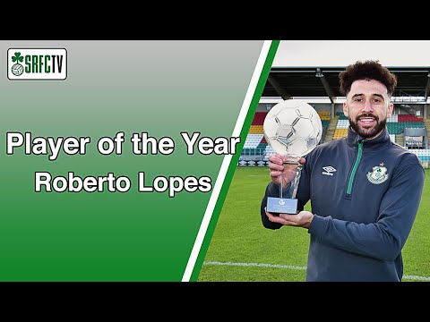 Roberto Lopes - 2020 Player of the Year