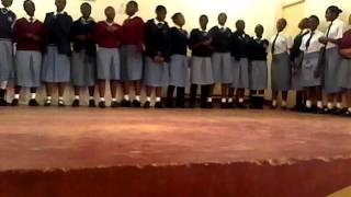 Nembu Girls choir