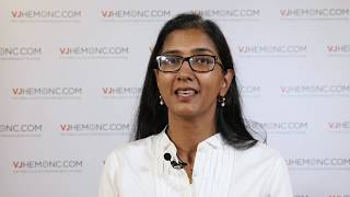 MRD status after liso-cel in the TRANSCEND CLL-004 trial