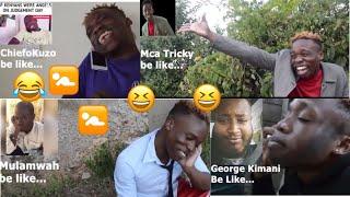 Hilarious!!!Flaqo Raz Mimics Kenyan comedians