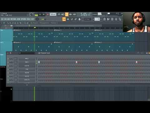 FL Studio 20 Chill Beat Making Tutorial
