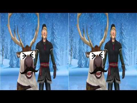 "MMD Frozen ""Sven and Kristoff sing DaDaDa"" [3D] funny animated cartoon meme animation Disney yt3dKaynak: YouTube · Süre: 1 dakika47 saniye"