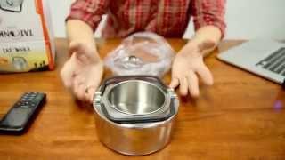 Чайник из нержавеющей стали Tatonka «H20 Pot» | 2299руб. ($36)