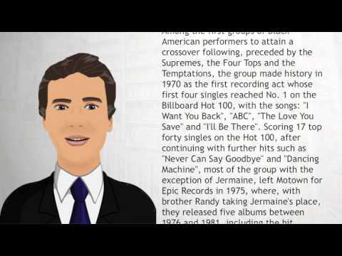 The Jackson 5 - Wiki Videos
