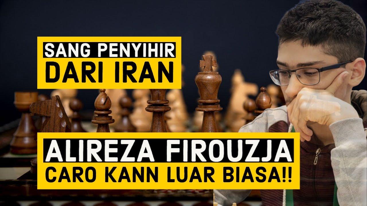 Download Dihentikan oleh Waktu || Aryan Tari vs Alireza Firouzja || Tata Steel Master 2021