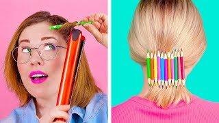 Thủ Thuật và Mẹo Hay Với BÚT CHÌ || Những Điều Khác Thường Nhưng Thú Vị Bạn Có Thể Làm Với Bút Chì