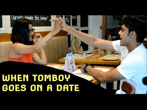 how to date a tomboy