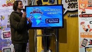 Expo-Comic 2013 - Lanzamiento Condorito, Cone y Washington