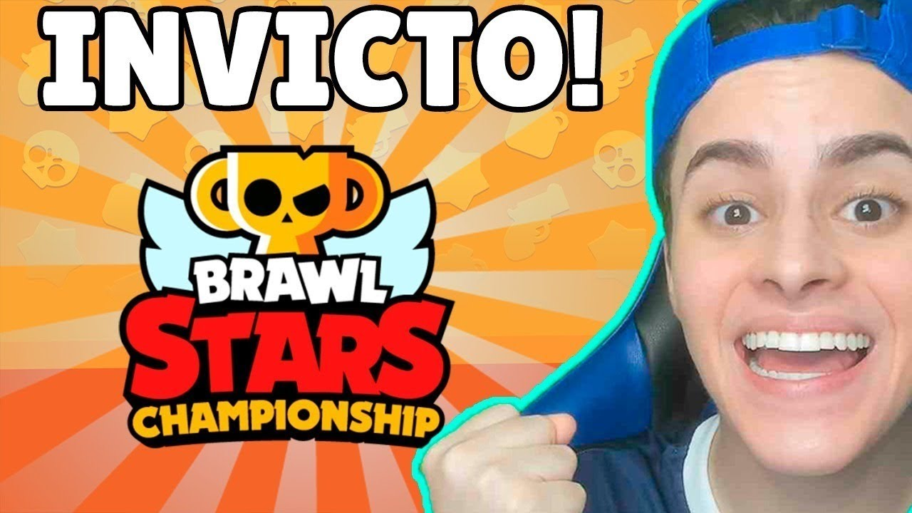 DESAFIO DAS 15 VITORIAS AO VIVO DO BRAWL STARS! LIVE ON