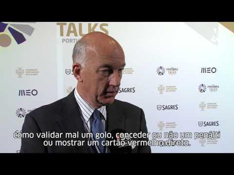 Football Talks - David Elleray