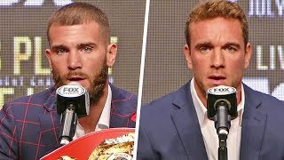 Caleb Plant vs. Mike Lee FULL FINAL PRESS CONFERENCE | Pacquiao vs. Thurman Undercard