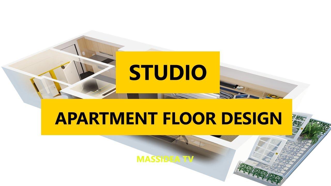 50+ Best Studio Apartment Floor Plans Design Ideas 2018