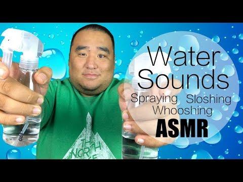 [ASMR] Ear to Ear Water Sounds (w/Countdown)    MattyTingles