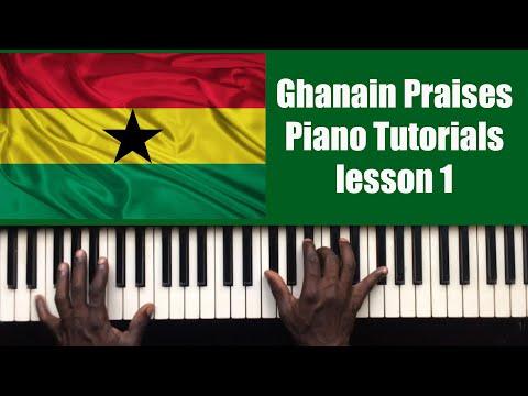Ghanaian Praises For Beginners Lesson 1 Part 1