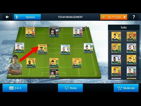 Import Your Face | Change Face | In dream league soccer | No root