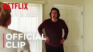 Scarlett Johansson and Adam Driver in Marriage Story l Netflix