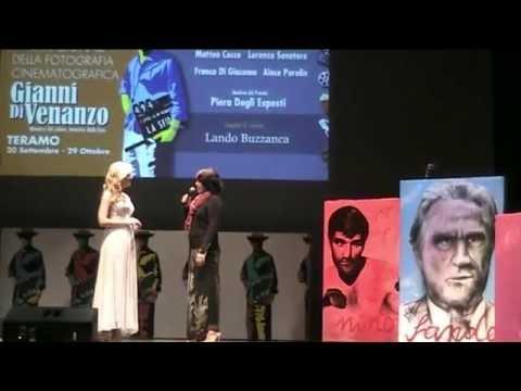 XXI Premio Gianni Di Venanzo  Cerimonia di Premiazione