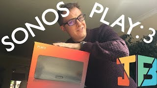 SONOS 2017 Play:3 - Full Review!