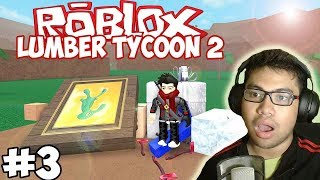 BUKA MAILTIME!! ROBLOX LUMBER TYCOON 2 #3