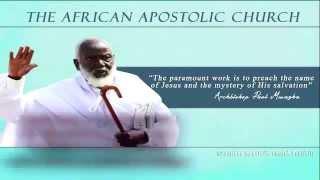 The African Apostolic Church Kotwa gathering 1 November 2014