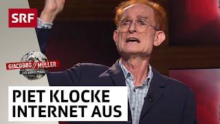 Piet Klocke bei Giacobbo & Müller