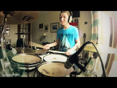 Pink Floyd - Shine On You Crazy Diamond (Part 1 - 5) - Drum Cover