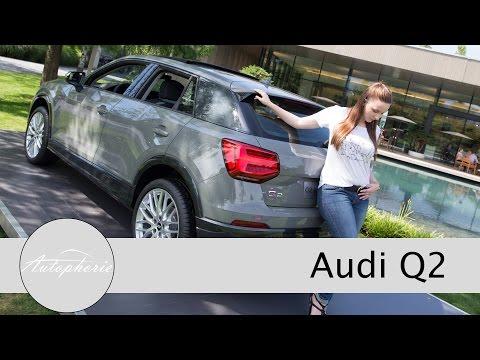 2016 Audi Q2 1.6 TDI (116 PS) im Test / Fahrbericht / Review (English Subtitles) - Autophorie