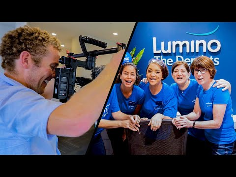 MBM And Lumino Use 90 Seconds To Shoot In 32 Locations!