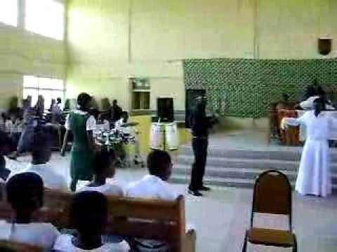 P.L.S. Ministration at Odorgonno Senior High Outreach.flv