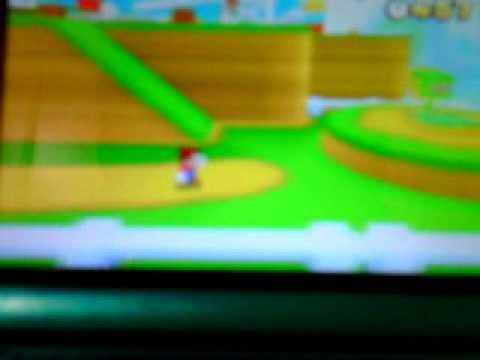 Super Mario 3D Land/Guia/ Mundo 1/1-2