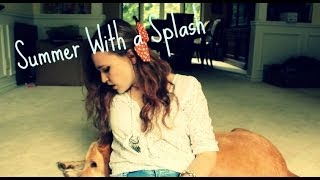 Summer with a Splash Tag! Thumbnail