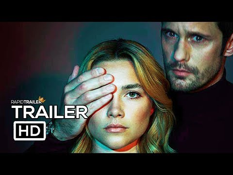 THE LITTLE DRUMMER GIRL   2018 Alexander Skarsgård, Florence Pugh Series HD