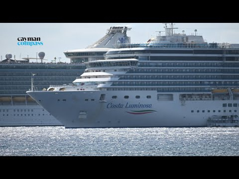 Cruise passengers barred entry to Jamaica welcomed to Cayman