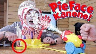 PIE FACE KANONE vs. RAYFOX Challenge ! 😂 II RayFox