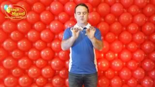 Como fazer um Mural de Balão - 4ª Aula - Tiago Miguel