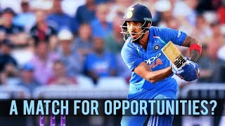 #AFGvIND: A chance for new faces?: #AakashVani