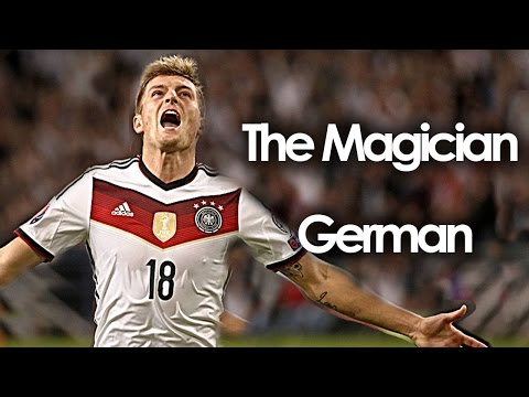 Toni Kroos- The Magician German - Skills,Goals,Passes - #1