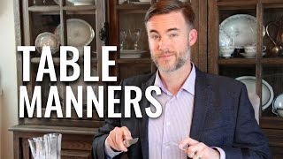 Table Manners 101: Basic Dining Etiquette thumbnail