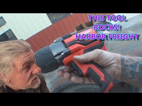 """Harbor Freight """"Bauer Impact Wrench""""  - 1050FT-LBS Torque? Really?"""