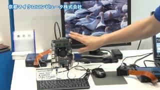 ESEC2014 インテルブース 京都マイクロコンピュータ株式会社