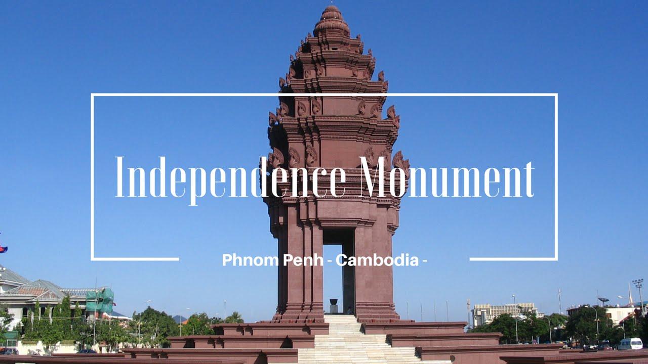 ผลการค้นหารูปภาพสำหรับ Independence Monument phnom penh