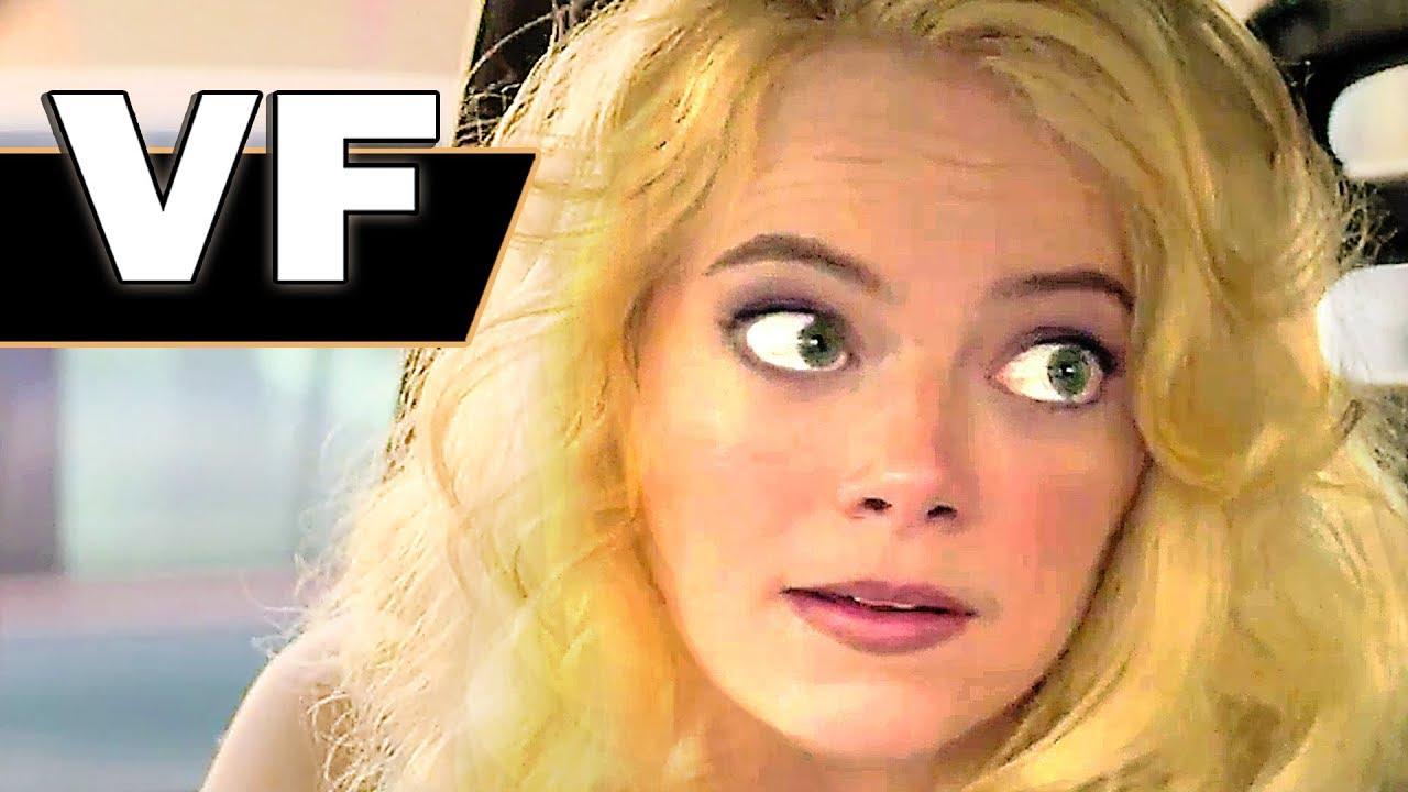 """""""Faut qu'on rentre par effraction"""" - MANIAC VF (Série Netflix 2018) Emma Stone"""