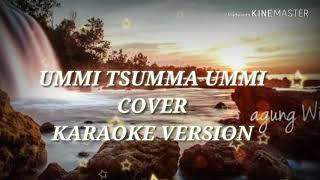 Gambar cover Ummi tsumma ummi~cover piano~karaoke version