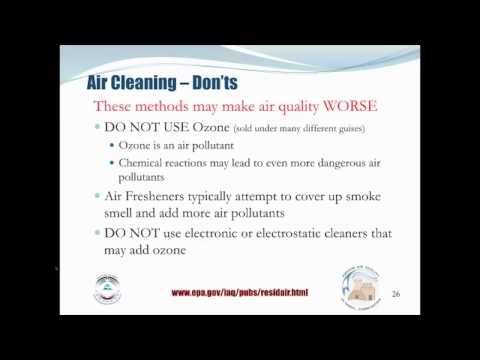 Casino Indoor Air Quality