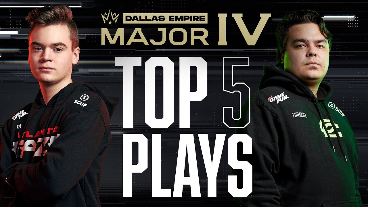 aBeZy POPS OFF as Formal Clutches 1v2 for the ACE?!   Top 5 Plays — Stage IV Major