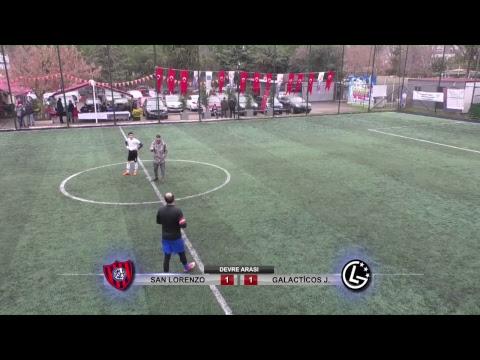 Gümüş Kupa Finali / San Lorenzo - Los Galacticos J.