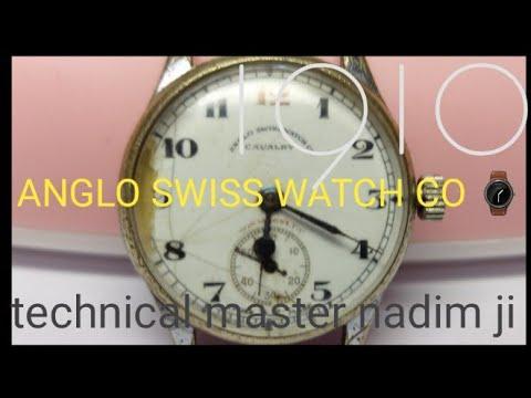 ANGLO SWISS WATCH CO