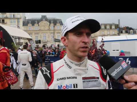 Sportscar365 Le Mans 2016 Interview: Timo Bernhard