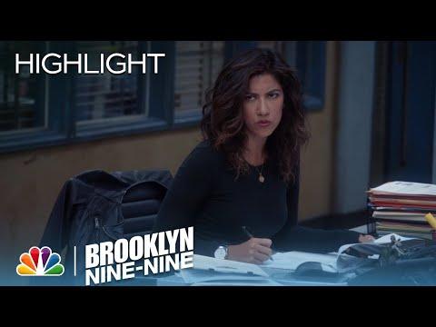 Rosa Gets Personal With The Precinct | Season 5 Ep. 10 | BROOKLYN NINE-NINE