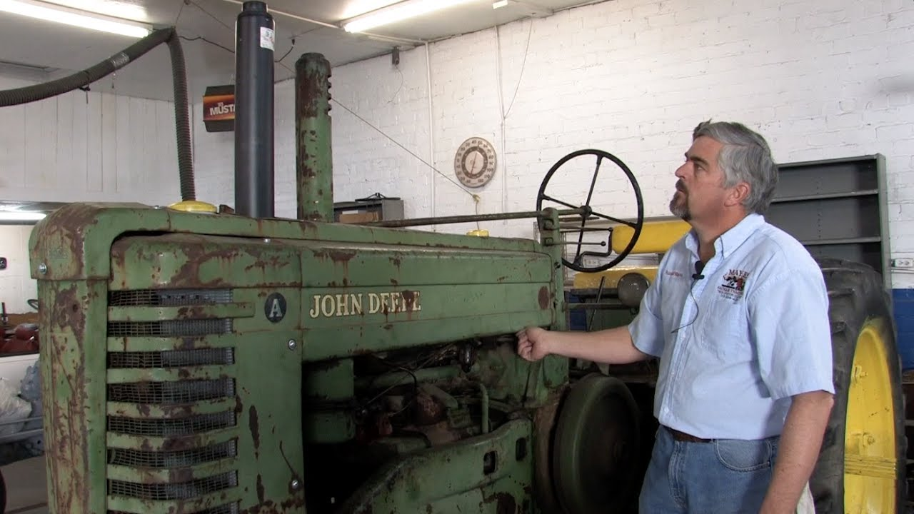 hight resolution of 1949 john deere model a tractor carburetor troubleshooting vintage tractors